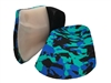 "Custom Made Orthotics 1/8""aqua EVA cushion top cover"
