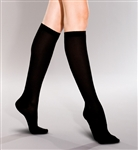 THERAFIRM WOMEN'S TROUSER COMPRESSION SOCKS 10-15mmHg* Light Support For Edema Swelling Etc.