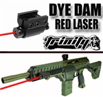 Tactical  Aluminum Red Laser For DYE DAM.