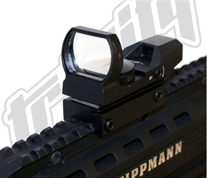 Reflex Red And Green Sight With 4 Reticles For TIPPMANN TCR.
