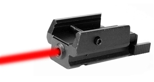 TRINITY Weaver Red Laser With Sliding On-Off Switch.