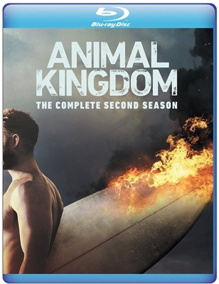 Animal Kingdom Season 2 Disc 1 Blu-ray (Rental)
