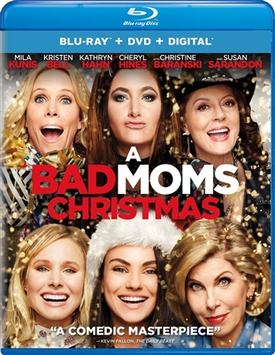 Bad Moms Christmas 01/18 Blu-ray (Rental)