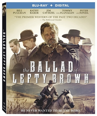 Ballad of Lefty Brown 01/18 Blu-ray (Rental)