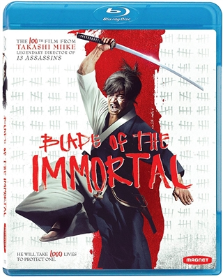 Blade of the Immortal 01/18 Blu-ray (Rental)