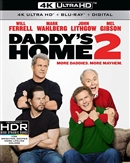 (Pre-order - ships 02/20/18) Daddy's Home 2 4K UHD Blu-ray (Rental)