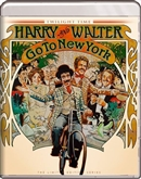 (Pre-order - ships 02/20/18) Harry and Walter Go to New York 01/18 Blu-ray (Rental)