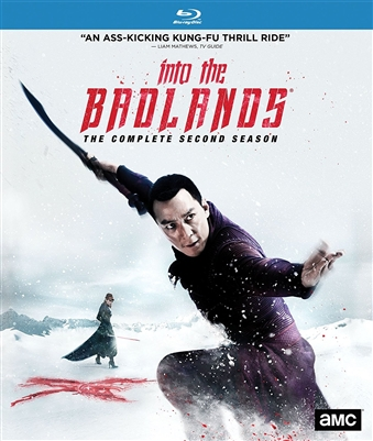 Into the Badlands Season 2 Disc 2 Blu-ray (Rental)