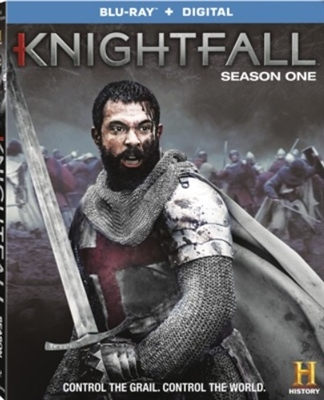 Knightfall Season 1 Disc 1 Blu-ray (Rental)