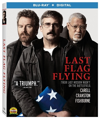 Last Flag Flying 01/18 Blu-ray (Rental)