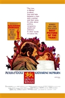 Lion in Winter 50th Anniversary Blu-ray (Rental)