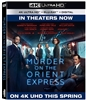 (Releases 2018/02/27) Murder On The Orient Express 4K UHD Blu-ray (Rental)