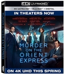 (Pre-order - ships 02/27/18) Murder On The Orient Express 4K UHD Blu-ray (Rental)