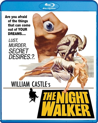 Night Walker 01/18 Blu-ray (Rental)