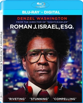 Roman J. Israel, Esq. 01/18 Blu-ray (Rental)