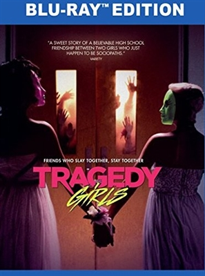 Tragedy Girls 01/18 Blu-ray (Rental)