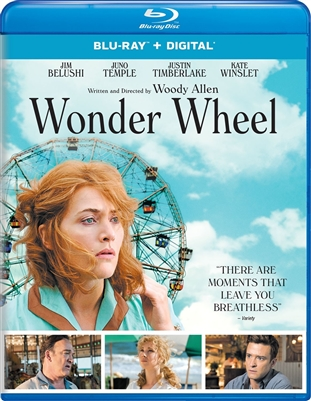 Wonder Wheel 01/18 Blu-ray (Rental)