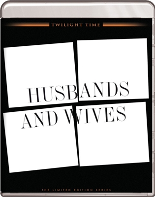 Husbands and Wives (Twilight Time) Blu-ray (Rental)
