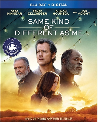 Same Kind of Different As Me 01/18 Blu-ray (Rental)