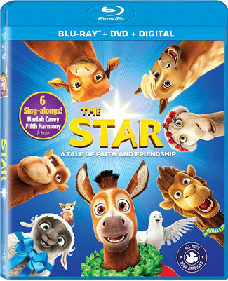 Star - A Tale of Faith and Friendship Blu-ray (Rental)
