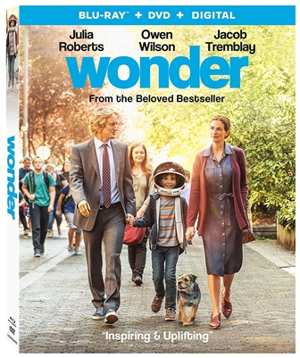 Wonder 01/18 Blu-ray (Rental)