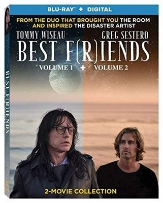 (Pre-order - ships 01/22/19) Best Friends Volumes 1 and 2 01/19 Blu-ray (Rental)