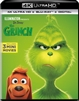 (Releases 2019/02/05) Dr. Seuss' The Grinch 4K UHD 01/19 Blu-ray (Rental)