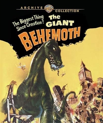 (Pre-order - ships 01/22/19) Giant Behemoth 1959 01/19 Blu-ray (Rental)