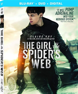 (Releases 2019/02/05) Girl in the Spider's Web 01/19 Blu-ray (Rental)
