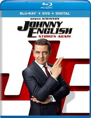 (Pre-order - ships 01/22/19) Johnny English Strikes Again 01/19 Blu-ray (Rental)