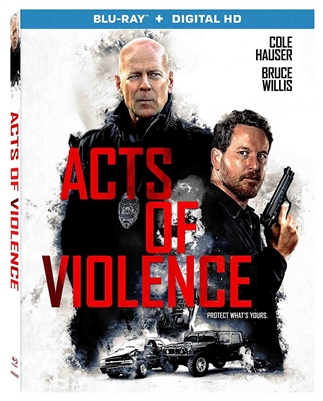 Acts Of Violence 02/18 Blu-ray (Rental)