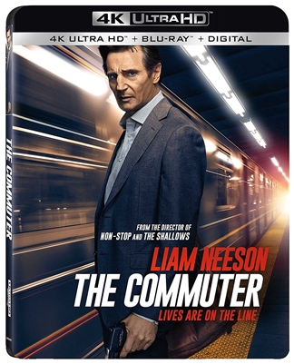 Commuter 4K UHD 02/18 Blu-ray (Rental)