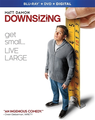 Downsizing 02/18 Blu-ray (Rental)