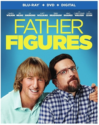 Father Figures 2017 Blu-ray (Rental)