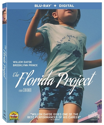 Florida Project 02/18 Blu-ray (Rental)