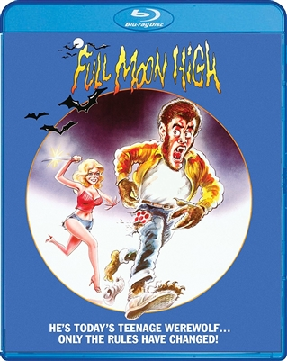Full Moon High 02/18 Blu-ray (Rental)