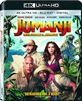 (Releases 2018/03/20) Jumanji: Welcome to The Jungle 4K UHD Blu-ray (Rental)