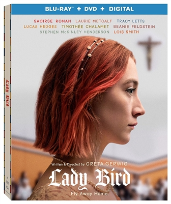 Lady Bird 02/18 Blu-ray (Rental)