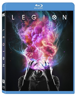 Legion Season 1 Disc 1 02/18 Blu-ray (Rental)