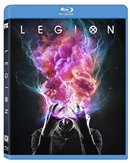 (Pre-order - ships 03/27/18) Legion Season 1 Disc 2 02/18 Blu-ray (Rental)