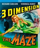 (Releases 2018/04/24) Maze 3D 02/18 Blu-ray (Rental)