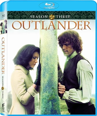 Outlander Season 3 Disc 5 02/18 Blu-ray (Rental)