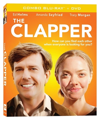 (Releases 2018/03/06) Clapper 02/18 Blu-ray (Rental)