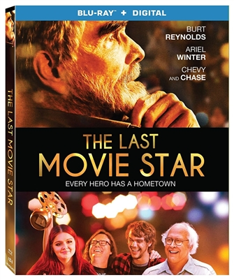 Last Movie Star 02/18 Blu-ray (Rental)