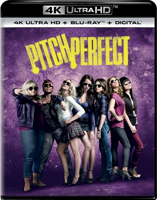 (Releases 2018/03/20) Pitch Perfect 4K UHD Blu-ray (Rental)
