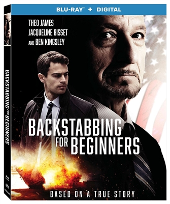 Backstabbing For Beginners 03/18 Blu-ray (Rental)