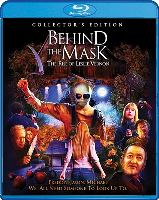 Behind The Mask: The Rise Of Leslie Vernon Blu-ray (Rental)