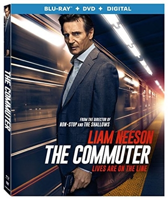Commuter, The 03/18 Blu-ray (Rental)