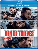 (Pre-order - ships 04/24/18) Den of Thieves 03/18 Blu-ray (Rental)
