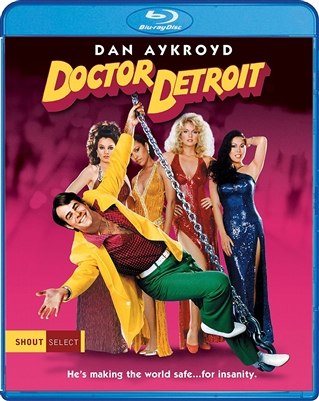 Doctor Detroit 03/18 Blu-ray (Rental)